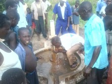 Supplying clean water through our new projects in Uganda